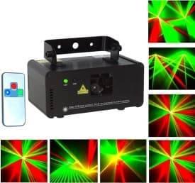 Лазерная установка для дискотек и вечеринок