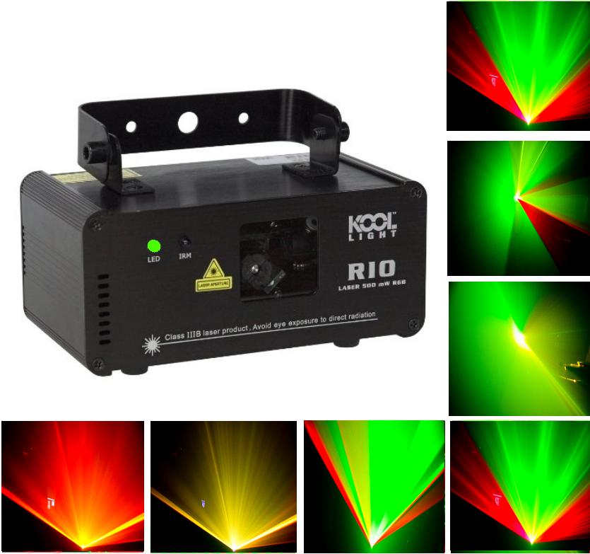 Лазер для дома, кафе и ночного клуба