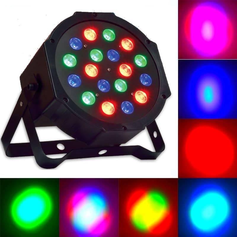 прожекторы для дискотек