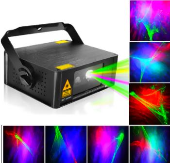 лазерный проектор для дома кафе и клуба