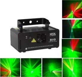Лазер для дискотек и вечеринок