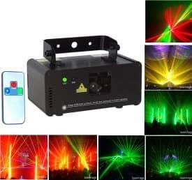 Клубные лазеры для дискотек и вечеринок