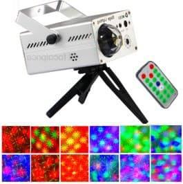 лазерный проектор для дискотеки вечеринки для дома кафе клуба