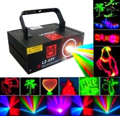 лазерный проектор для